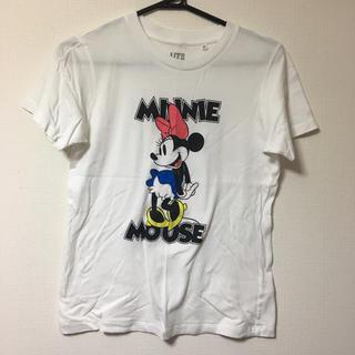ザラ(ZARA)のZARA・ミニーマウス(Tシャツ(半袖/袖なし))