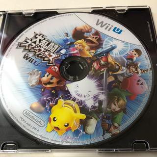 ウィーユー(Wii U)のスマッシュブラザーズ WiiU(家庭用ゲームソフト)
