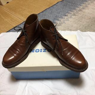 ロブス(LOBBS)のカランコエ様専用イギリス製 McNALLY & COMPANY   ブーツ   (ブーツ)