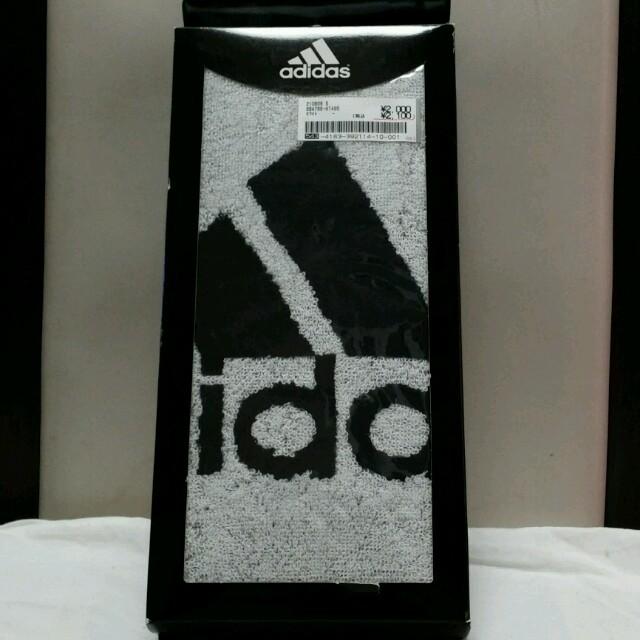 adidas(アディダス)の新品♡adidas スポーツタオル 白 その他のその他(その他)の商品写真
