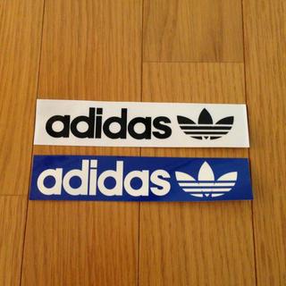 アディダス(adidas)のadidas  ステッカー(その他)