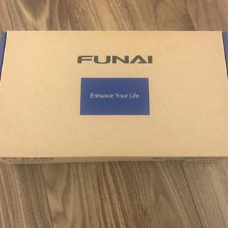 【最終ディスカウント】FUNAI未使用!!新4k衛星放送対応テレビチューナー(その他)