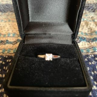 ティファニー(Tiffany & Co.)のティファニー ルシダ ダイアモンド(リング(指輪))