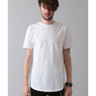 ノーアイディー(NO ID.)の6.0オンス ウルトラコットン スタッズT(Tシャツ/カットソー(半袖/袖なし))