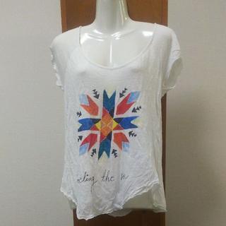 ザラ(ZARA)のY*A4 ZARA Tシャツ(Tシャツ(半袖/袖なし))