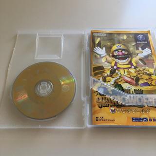ニンテンドーゲームキューブ(ニンテンドーゲームキューブ)の任天堂 ゲームキューブ ワリオワールド(家庭用ゲームソフト)