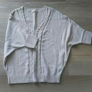 ショコラフィネローブ(chocol raffine robe)のchocol raffine robe  ニット トップス(ニット/セーター)