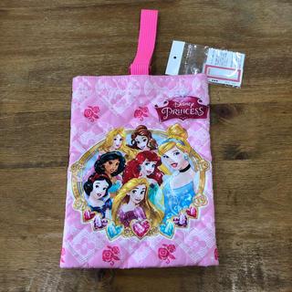 ディズニー(Disney)の新品タグ付き♡シューズ袋♡プリンセス(シューズバッグ)