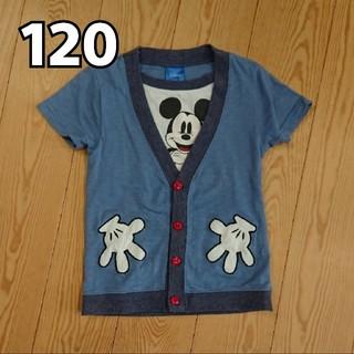ディズニー(Disney)のミッキーマウスTシャツ(Tシャツ/カットソー)