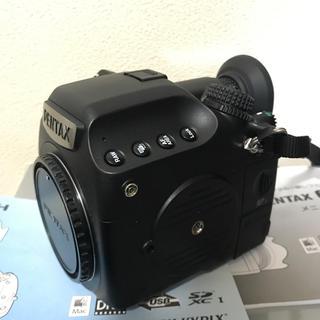 ペンタックス(PENTAX)のPENTAX 645z 追加画像確認用 (デジタル一眼)