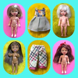 バービー(Barbie)のKelly♡Barbie♡Mattel♡ケリー♡バービー♡マテル(ぬいぐるみ/人形)