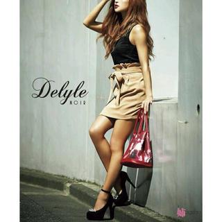 デイライルノアール(Delyle NOIR)のDelyle NOIR(ミニスカート)