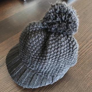 サマンサモスモス(SM2)のニット帽☆Samansa Mos2 Lagom(帽子)