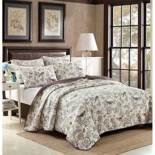 寝具 ホテル仕様デザイン 枕カバー付き ベットカバー3点セット a7(ダブルベッド)