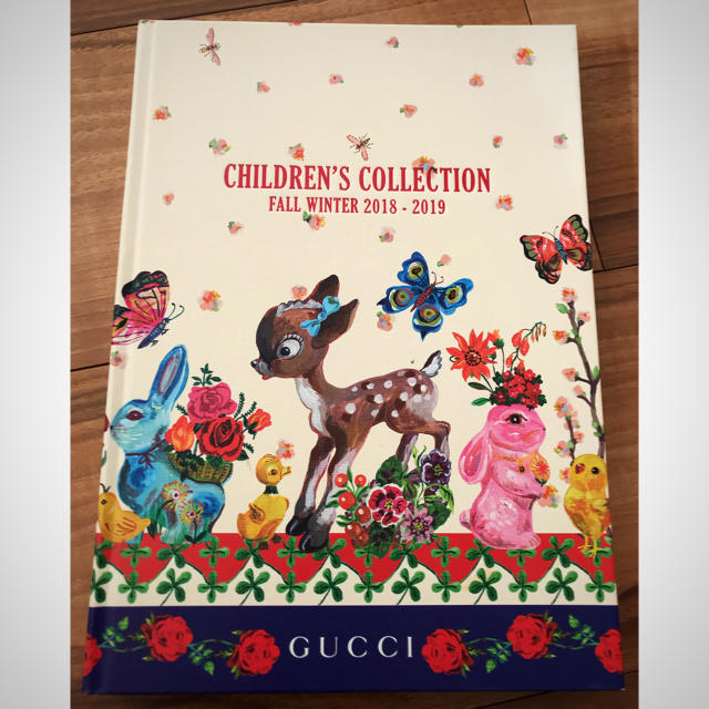 c5032ef6697a Gucci - GUCCI kids 非売品カタログ ブランドの通販 by ☆k&u shop ...