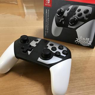 Nintendo Switch - Switch プロコントローラー 大乱闘スマッシュブラザーズspecial
