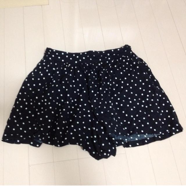 LOWRYS FARM(ローリーズファーム)のローリーズファーム♡キュロット レディースのスカート(ミニスカート)の商品写真