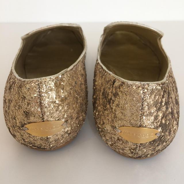JIMMY CHOO(ジミーチュウ)のJimmy Chooフラットシューズ レディースの靴/シューズ(スリッポン/モカシン)の商品写真