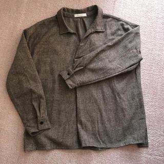 ショコラフィネローブ(chocol raffine robe)のグレンチェックシャツ(シャツ/ブラウス(長袖/七分))