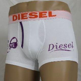新品★DIESEL メンズ ボクサーパンツ 前開き 小さいサイズ M74 XS(ボクサーパンツ)