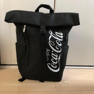 コカコーラ(コカ・コーラ)のコカコーラーリュックサック(バッグパック/リュック)