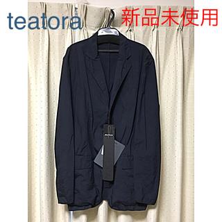 コモリ(COMOLI)の【新品未使用】TEATORA Device Jacket Packable 48(テーラードジャケット)