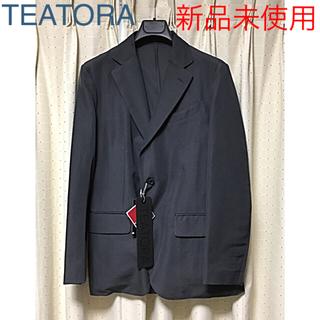 コモリ(COMOLI)の【新品未使用】TEATORA DEVICE JACKET サイズ48タグ付き(テーラードジャケット)