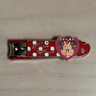 Disney - ディズニーリゾート☆ミニー爪切り