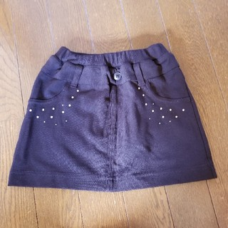 ジーユー(GU)のGU ミニスカート 120㎝(スカート)