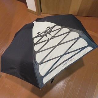 シャンタルトーマス(Chantal Thomass)の☆新品未使用☆chantal thomass  折りたたみ 日傘(傘)