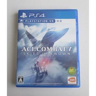 PlayStation4 - PS4 プロダクトコード未使用 エースコンバット7 中古