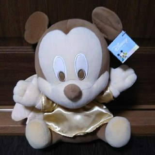 ミッキーマウス - ベビーミッキー ディズニー ミッキーマウス ぬいぐるみ