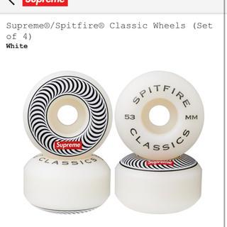 Supreme - Supreme SpitfireClassic Wheels (Set of 4