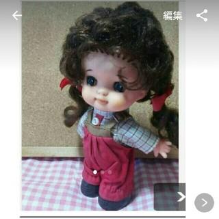 昭和レトロ♥女の子 人形 ヴィンテージ(その他)