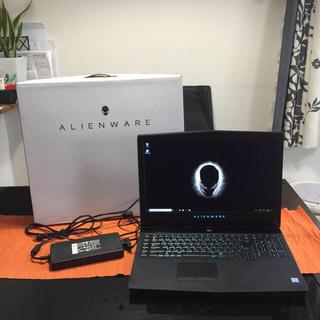 デル(DELL)のDELL Alienware 17 R4【中古】エイリアンウェア★ノートパソコン(ノートPC)