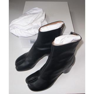 マルタンマルジェラ(Maison Martin Margiela)のマルジェラ maison margiela tabi 足袋ブーツ size38H(ブーツ)
