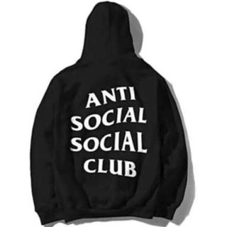 アンチ(ANTI)の堅あげポテト様専用ANTI SOCIAL SOCIAL CLUB  (パーカー)