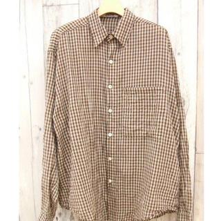 コモリ(COMOLI)のauralee オーラリー 18ss L/Sシャツ(シャツ)