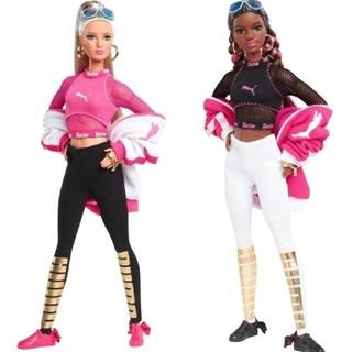 バービー(Barbie)のバービー プーマ 人形 限定(ぬいぐるみ/人形)