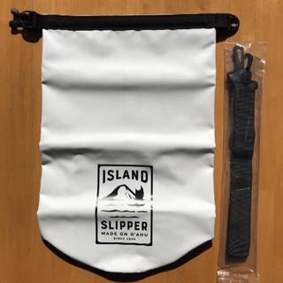 アイランドスリッパ(ISLAND SLIPPER)のアイランドスリッパ  ノベルティ バッグ(マリン/スイミング)