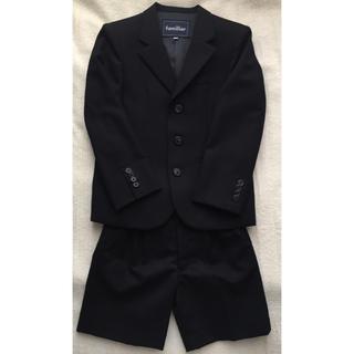 85d8f8c130407 ファミリア(familiar)のfamiliar 男児 スーツセット(ドレス フォーマル)
