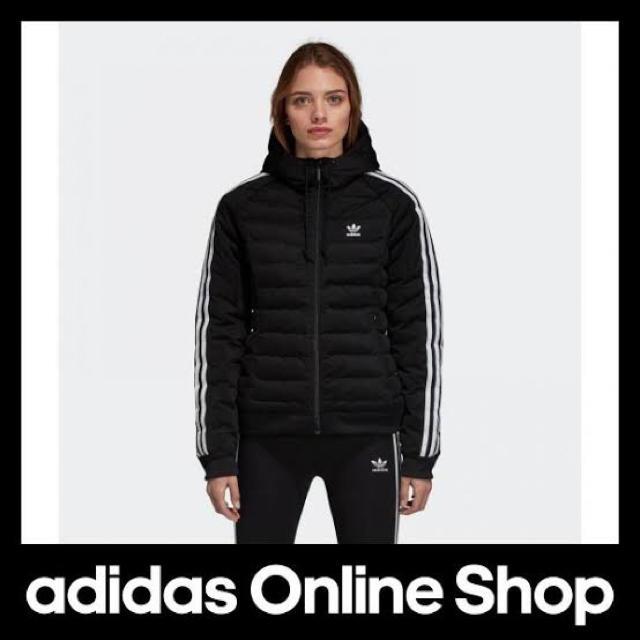adidas(アディダス)のアディダスオリジナルスパデットジャケット レディースのジャケット/アウター(ダウンジャケット)の商品写真