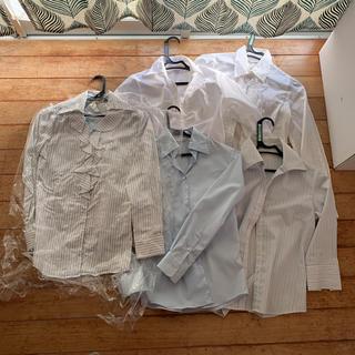 オリヒカ(ORIHICA)のシャツ ブラウス 女性 5枚まとめて Sサイズ オリヒカ ナチュラルビューティー(シャツ/ブラウス(長袖/七分))