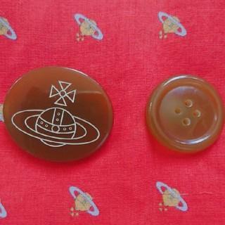 ヴィヴィアンウエストウッド(Vivienne Westwood)のヴィヴィアンウエストウッド コート ボタン(各種パーツ)