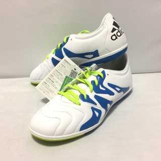 アディダス(adidas)のadidas エックス 15.3 IN LE 新品 25cm(シューズ)