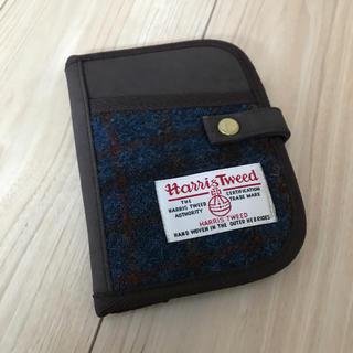 ハリスツイード(Harris Tweed)のハリスツィード  手帳ケース   カード入れ(その他)