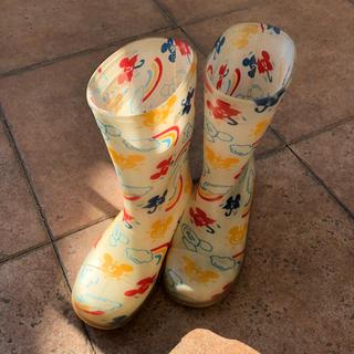 ディズニー(Disney)のディズニー 長靴 レインブーツ 19㎝(長靴/レインシューズ)