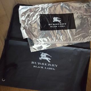 バーバリーブラックレーベル(BURBERRY BLACK LABEL)のバーバリーブラックレーベル ショップ袋(その他)