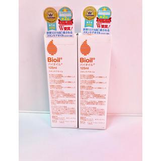 バイオイル(Bioil)の新品未使用 Bioil 2点セット(フェイスオイル / バーム)