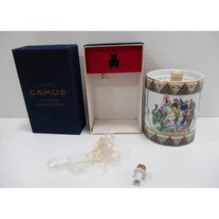 カミュ ナポレオン ブランデー 陶器 700ml(ブランデー)